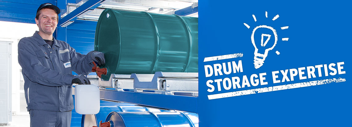 Drum Storage Guide