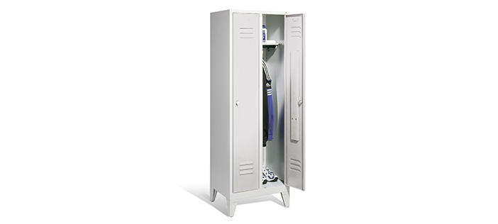 Clothing cabinets