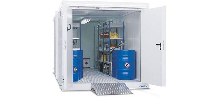 Fire Rated Storage Containers