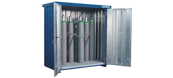 Gas Cylinder Containers