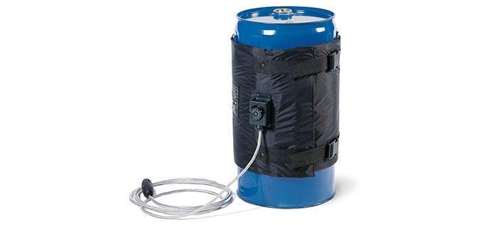Heating Systems for Drums and IBCs