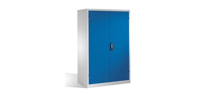 Heavy duty equipment cabinets
