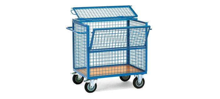 Logistics trolleys