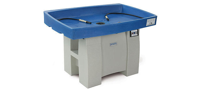 Parts Cleaning & Washing Tables
