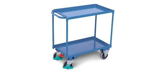 Tiered and workshop trolleys