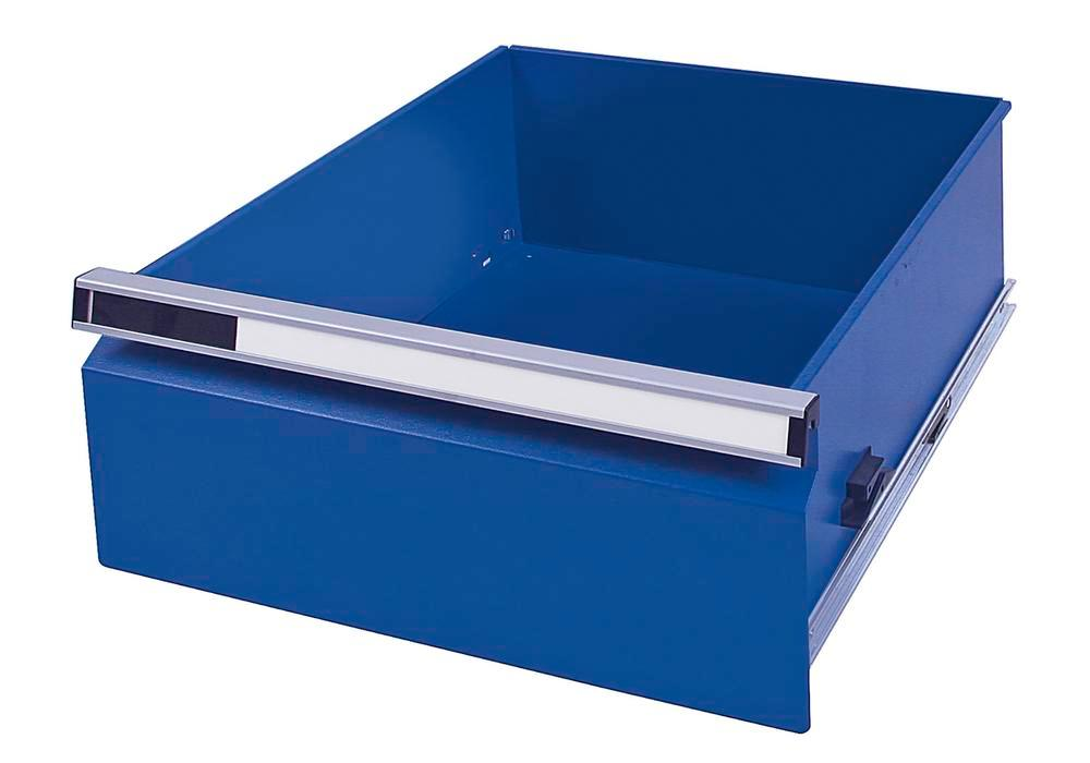 Series MovaFlex 500, single drawer 200 mm high, RAL 5010