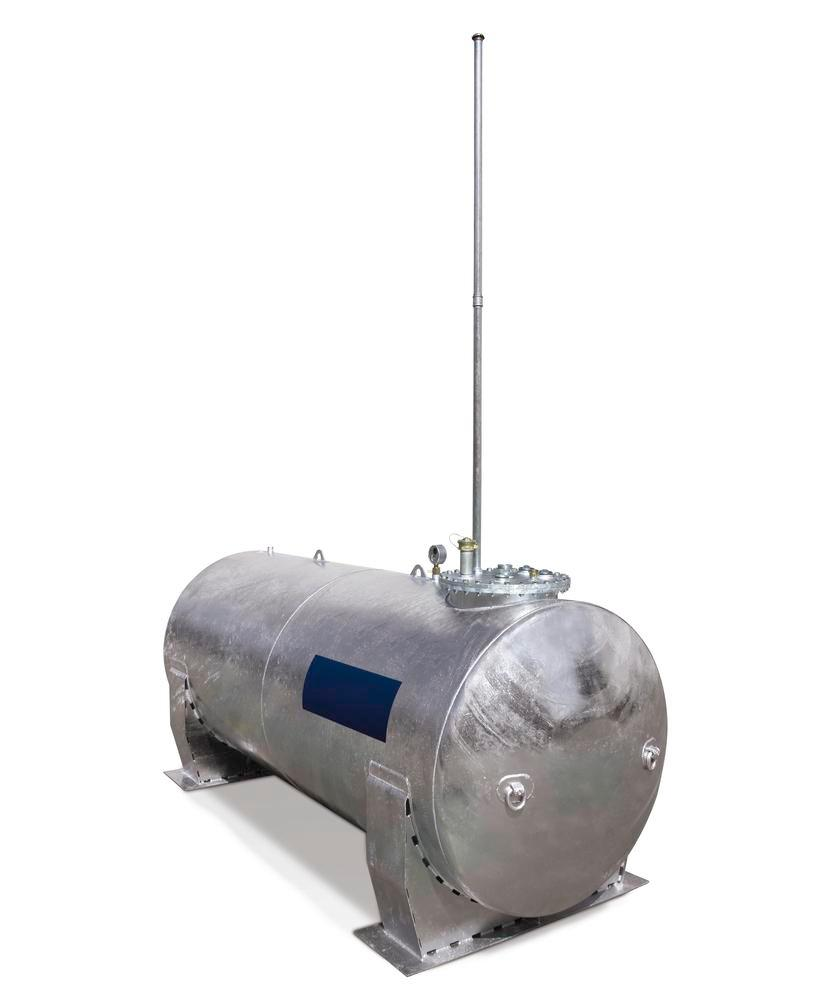 Storage tank Model LT for water-polluting liquids with a flashpoint below 55°C, 5,000 L