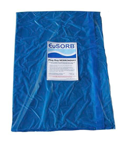 Disposable sealant mat in mineral materials, 650 x 450 mm (pack = 1 piece)