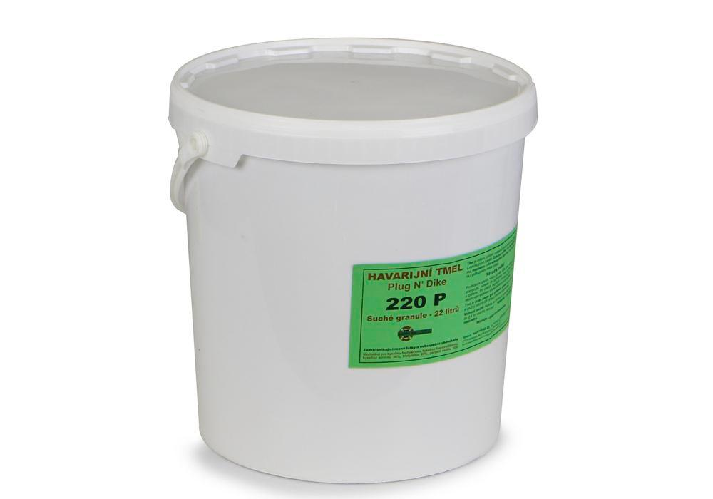 Disposable sealing putty for leaks, 22 litre (pack = 1 pieces) - 1