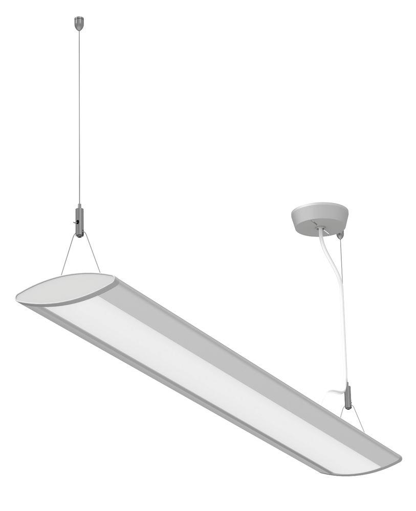 LED pendant lamp MAULEye, 30 W, W 940 mm