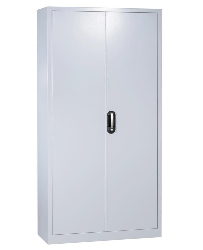 Storage cabinets with 50 open-fronted storage bins pro-line A, 1000 x 420 x 1980 mm - 2