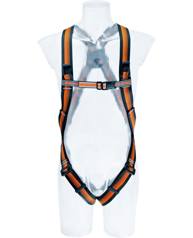 Fall protection harness set Safety Kit 5, incl. belt, lanyards