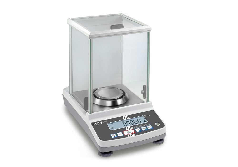 KERN analytical balance ABS, up to 120 g