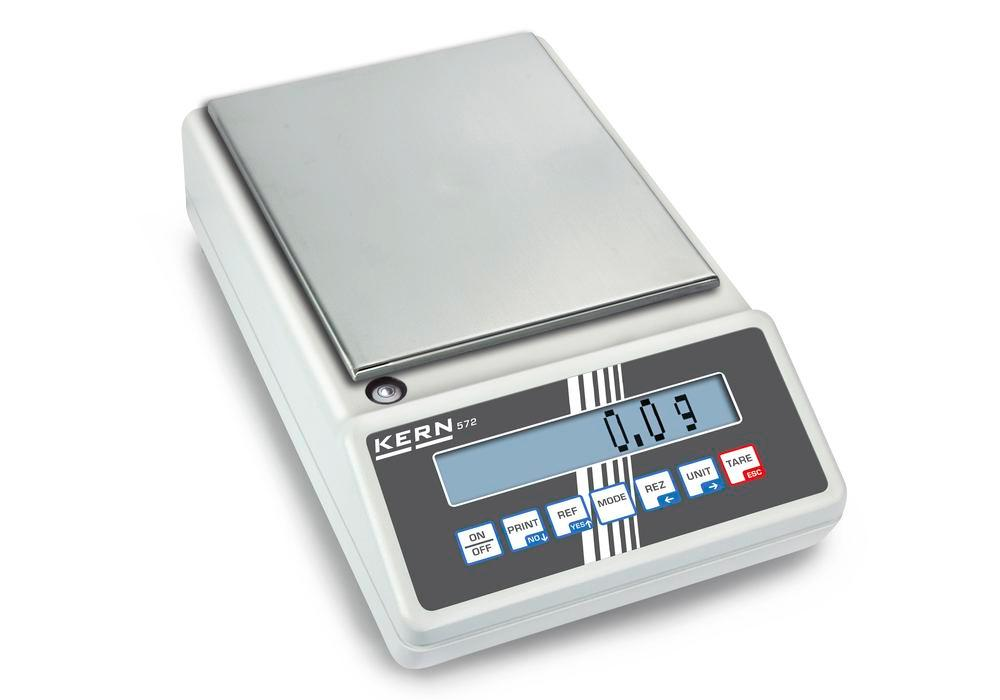 KERN industrial and precision balance 572, up to 10 kg