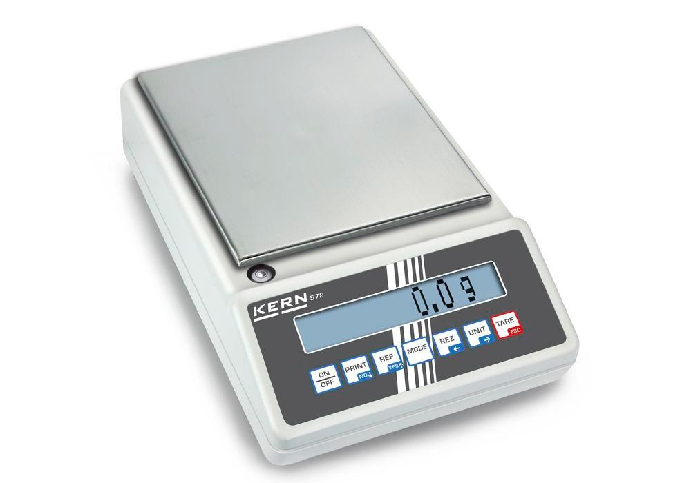 KERN industrial and precision balance 572, up to 16 kg