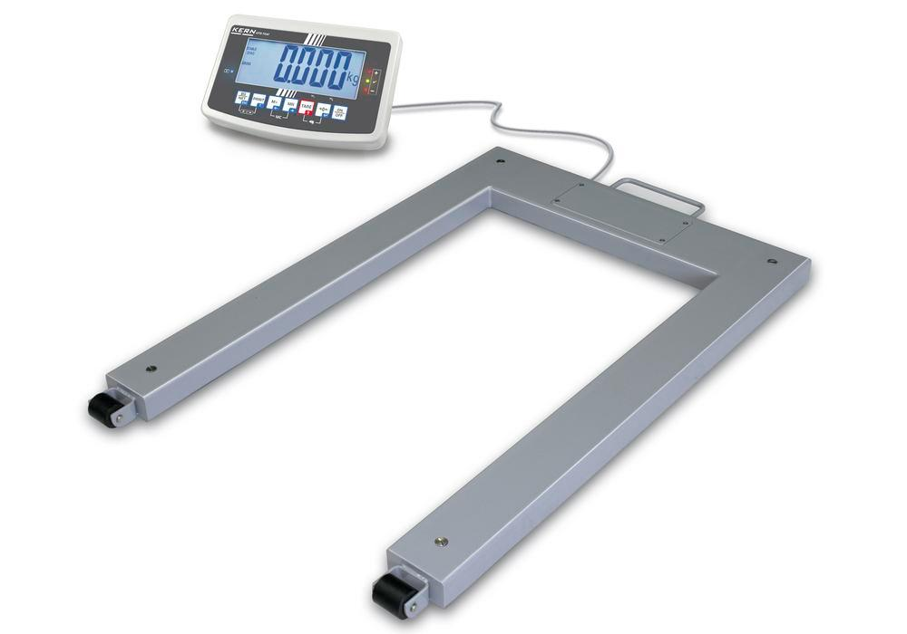KERN pallet scale UFB, IP 67, up to 1.5 t