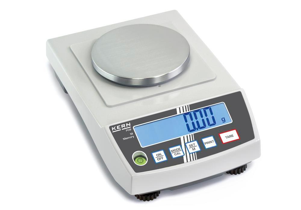 KERN precision balance PCB, up to 3.5 kg, d = 0.01 g