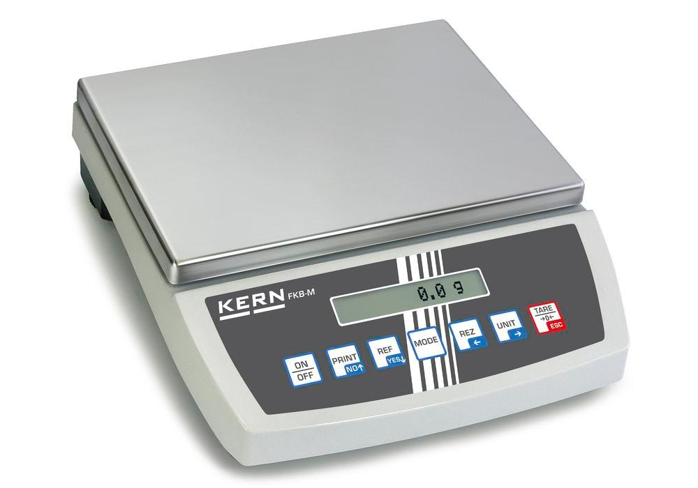 KERN premium bench scale FKB, up to 65 kg, d = 0.2 g - 1