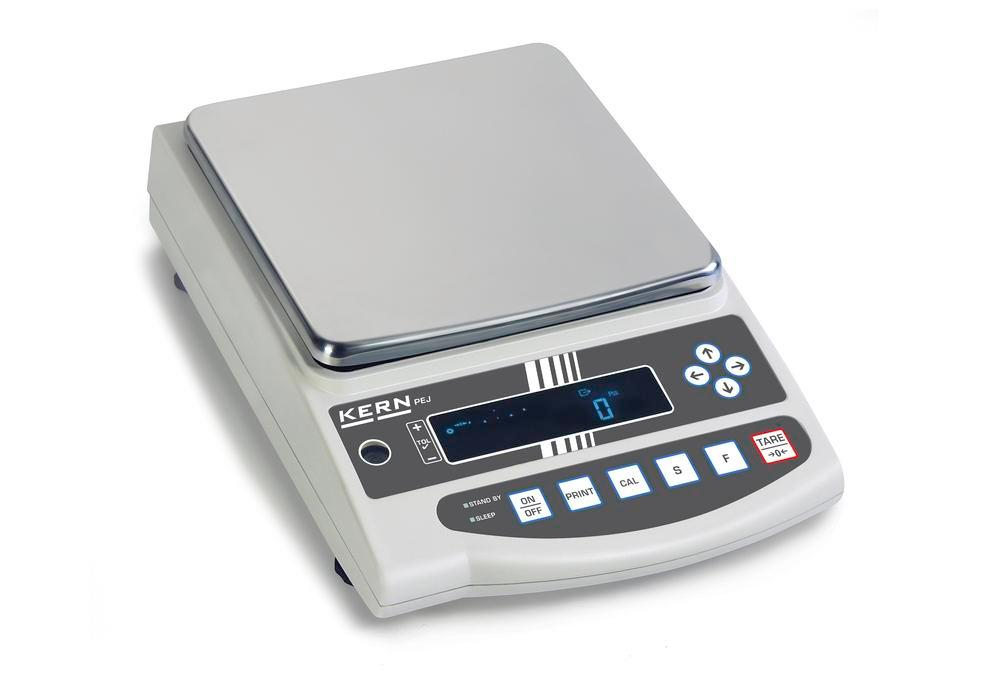 KERN Premium industrial and precision balance PES, up to 620 g