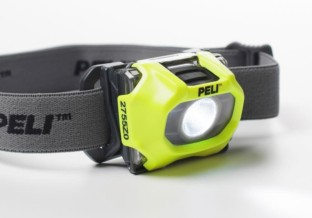 LED head torch for Ex zone 0, up to 72 Lumen brightness, with flashing light - 2