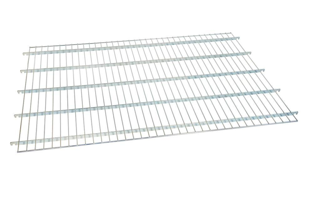 Mesh shelf for steel roll box pallets 800 x 1600 mm, without edge - 1