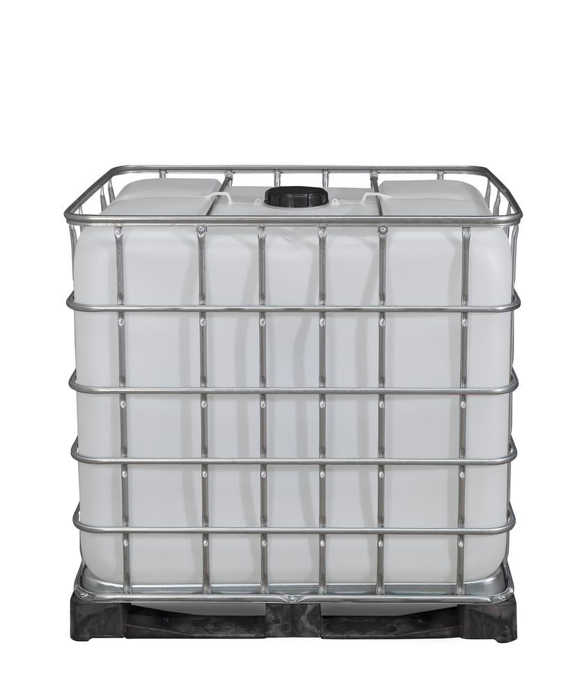 Recobulk IBC container, PE pallet, 1000 litre, NW150 opening, NW50 drain - 3
