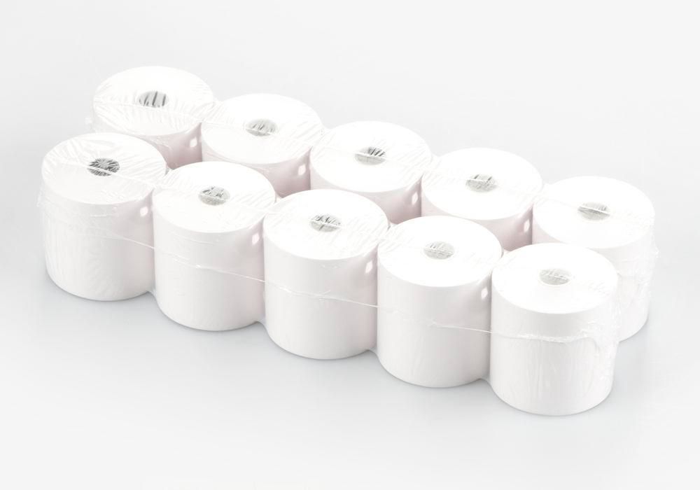 Rolls of paper for dot matrix printer for balance model 572, 10 pieces