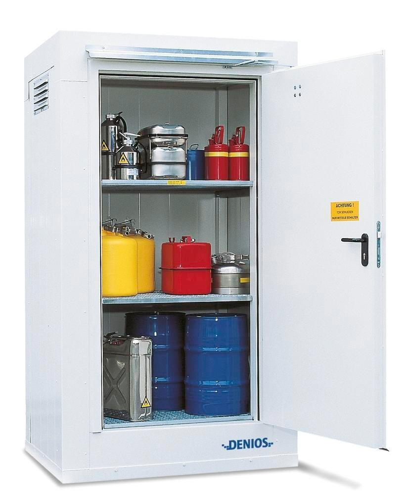 Fire-rated storage container RFP 115, compact - 3