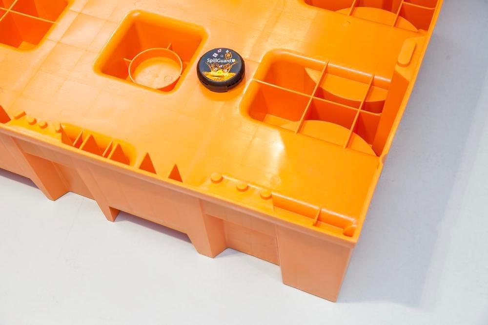 SpillGuard® leak recognition system for ATEX Zone 0 - 2