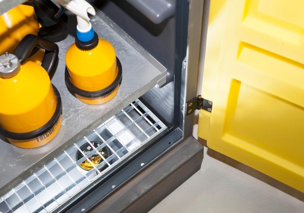 SpillGuard® leak recognition system for ATEX Zone 0 - 5