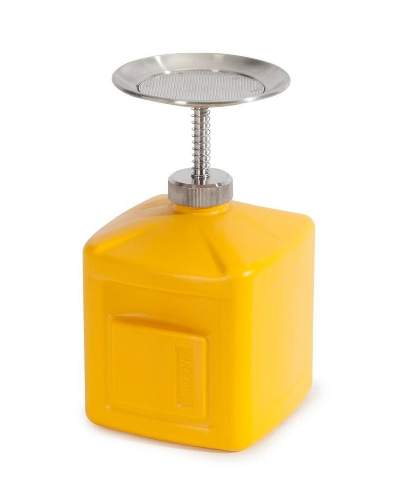 FALCON plunger cans in polyethylene (PE), 2 litre - 2