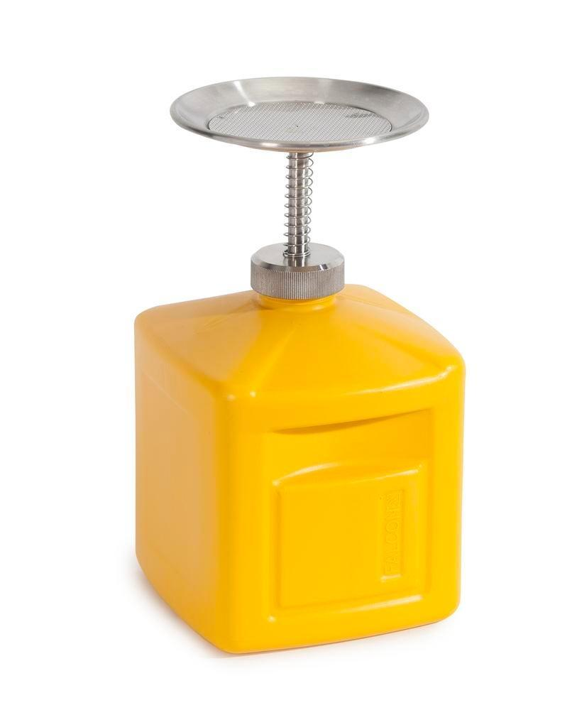 FALCON plunger cans in polyethylene (PE), 2 litre - 4