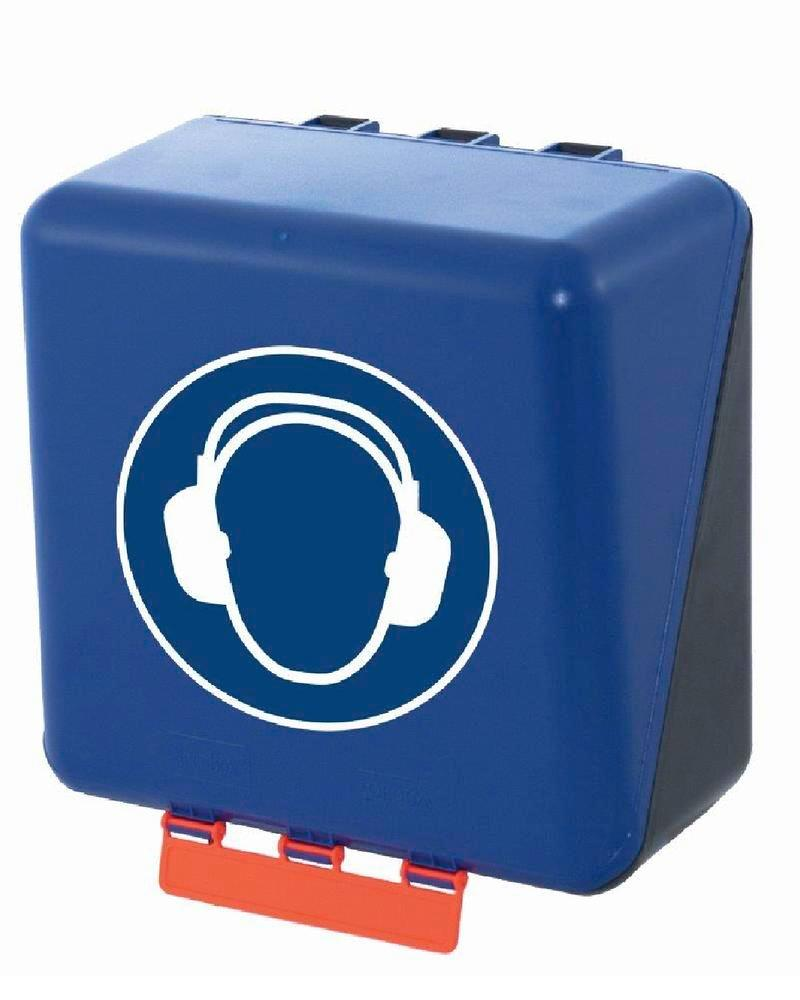 Midibox for hearing protection, blue - 1