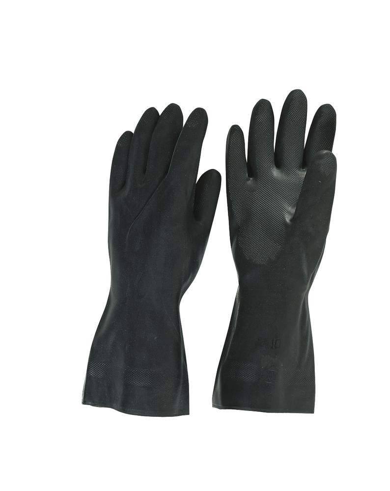 Neoprene gloves, Category III, Size 10, Pack = 12 pairs - 1