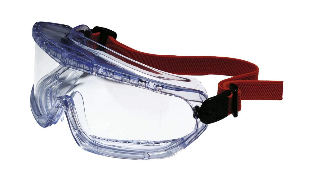 PPE set consisting of glasses and gloves, e.g. for DENSORB emergency spill kits - 1