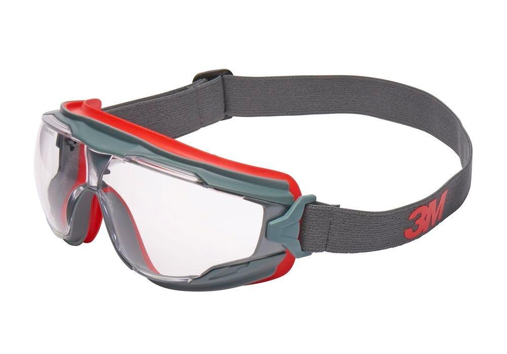 3M goggles Goggle Gear 500, clear, polycarbonate lens, GG501SGAF