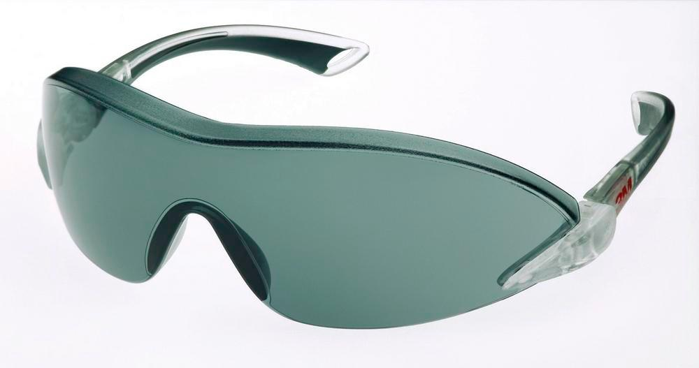 3M safety glasses 2845, Comfort, welding shade IR5, polycarbonate AS/AF/UV, adjustable length/angle