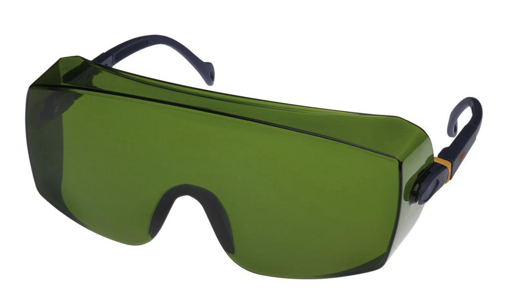 3M visitor safety glasses 2805, Classic range, welding shade IR5, polycarbonate lenses, AS, UV
