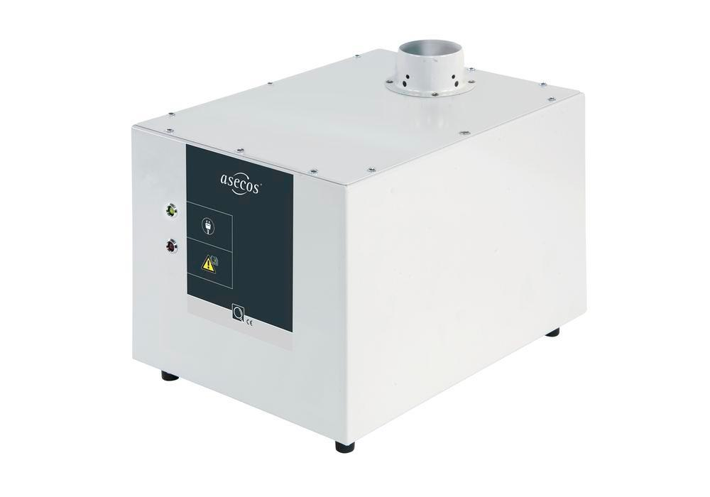 asecos air extraction monitoring Model BL - 1