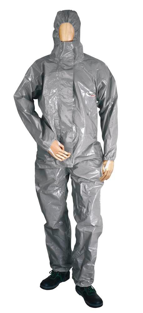Chemical protection overall CoverChem Plus, Model 3, 4, 5, 6, Size XL