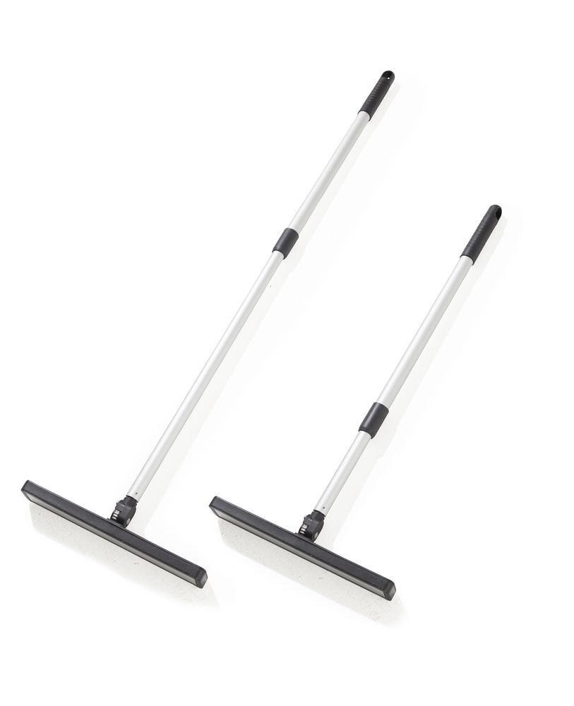 Magnetic collector with adjustable telescopic handle