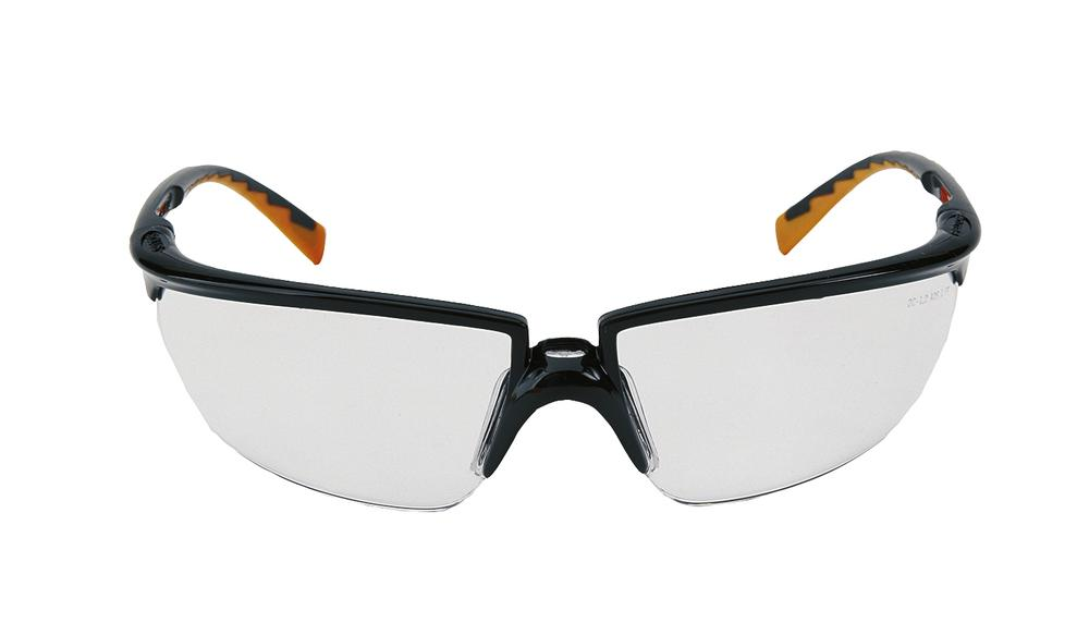 Safety glasses Solus, clear, hard coating