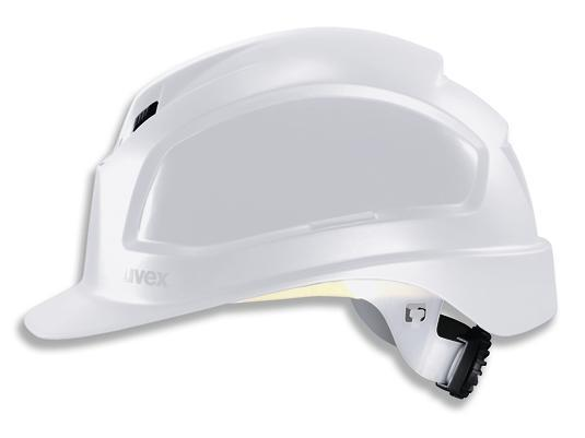 Safety helmet uvex pheos B-WR 9772, 52 - 61 cm EN 397 colour white