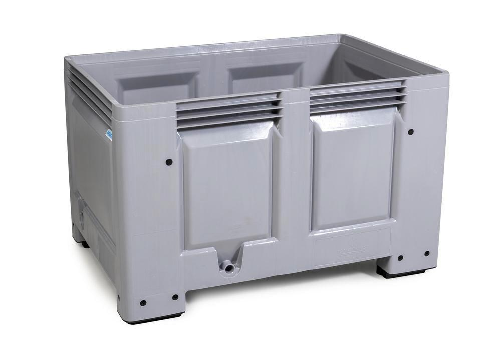 Storage Box Model PB 8-F, with 4 feet, 535 litres