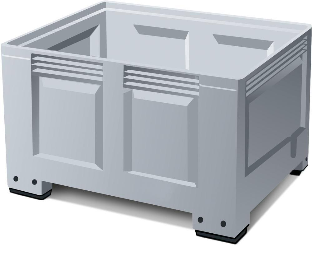 Storage Box Model SB 10-F, with 4 feet