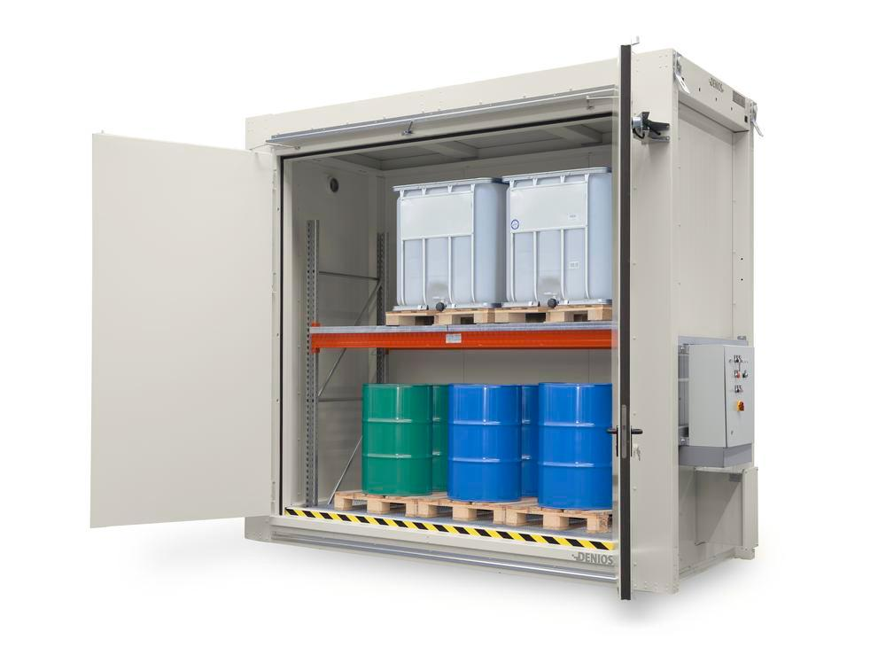 F90 / REI90 fire-rated storage container RFP base 315.30