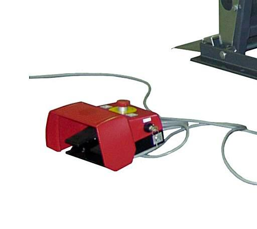 Foot switch with 3 m cable for lifting table