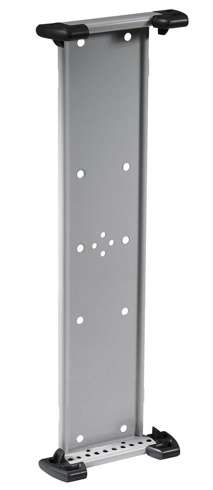 Metal wall-mount for A4 boards, light grey