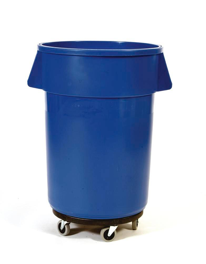 POLYETHYLENE MULTIPURPOSE CONTAINER 75 L, BLUE