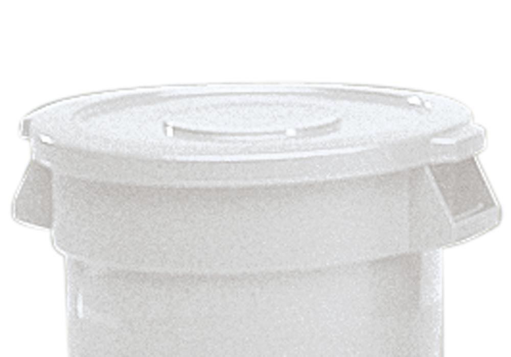 Lid for Multi Purpose Container, 385l, White